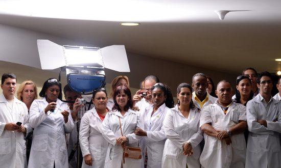 Senators Urge Pompeo to Move Against Cuba's Doctor Trafficking
