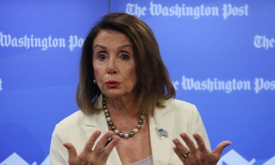 Pelosi Responds to Trump Calling Her 'Nervous Nancy,' Says: 'I'm Done With Him'
