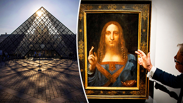$450 Million Da Vinci Painting Disappears Without a Trace–Was About to Be Sent to Abu Dhabi