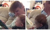 Video: Grandma Reads 'The Wonky Donkey'