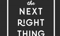 Book Review: 'The Next Right Thing: A Simple, Soulful Practice for Making Life Decisions'