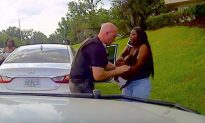 Cop Desperately Saves Unresponsive Baby Boy at Roadside as Frantic Mom Looks On