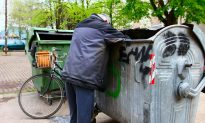 Cop Orders Man to Get Out of Dumpster. Then, He Heads to His Cruiser to Grab Something