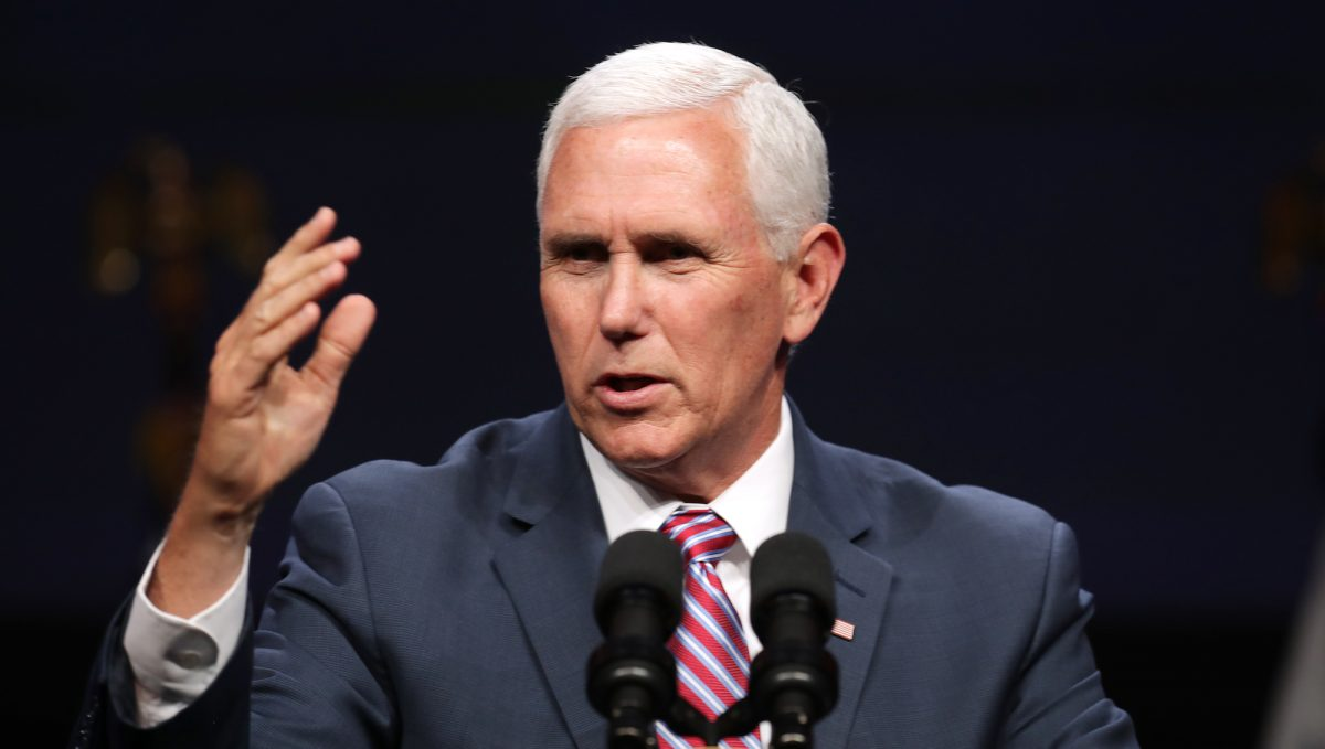 VP Pence Calls Out Ocasio-Cortez for Comparing US Border Facilities to Concentration Camps