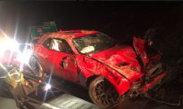 Colorado Man Arrested After High-Speed Chase in Dodge Challenger Hellcat