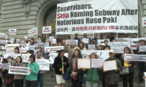 San Franciscans Protest Naming Chinatown Subway Station After Communist Power Broker