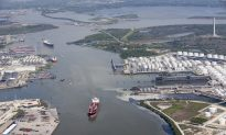 Barge Collision Spills Gasoline in Houston Ship Channel