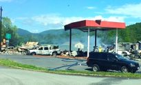 Officials: 2 Dead, 4 Injured in Gas Station Explosion