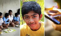 Boy Tech-Wiz From India Creates Smartphone App to Help Hungry Children
