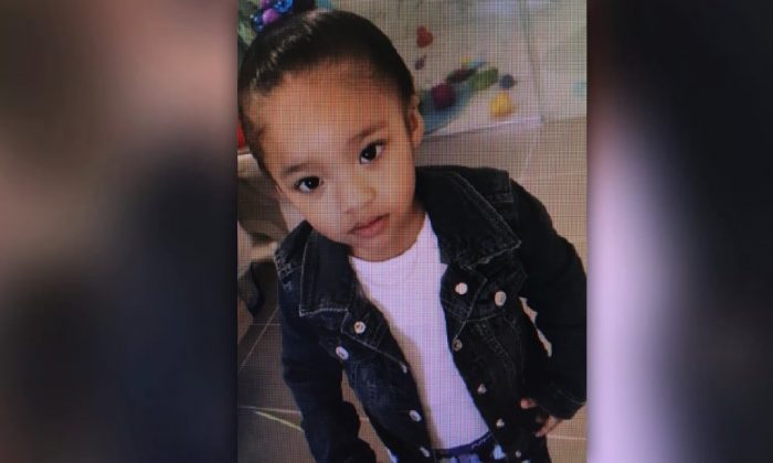 A missing Oakland 3-year-old has been found safe after an amber alert was issued on May 11, 2019, following reports of a suspected kidnapping. (Oakland Police Department)