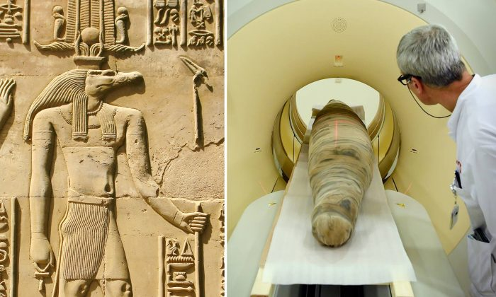 (L: Shutterstock | Nestor Noci, R: Facebook | Rijksmuseum            van Oudheden)