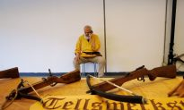 3 Dead Germans Found With Arrows Sticking in Their Bodies