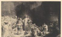 Rembrandt's Prints Take You Inside His Creative Genius