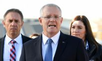 Chinese Propaganda Campaign Targets Australian Prime Minister Ahead of Election