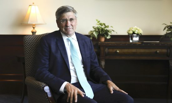 Stephen Moore: China 'Brazenly' Uses Trade Tactics to Meddle in 2020 Election