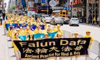 Nearly 10,000-Strong Parade in New York City Highlights Persecution in China