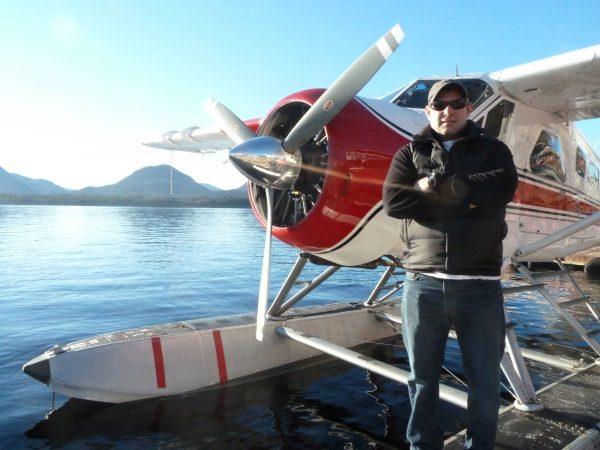 Alaska Floatplanes Crash