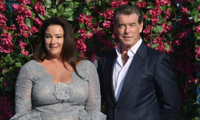 Pierce Brosnan and Wife Keely's Love Story