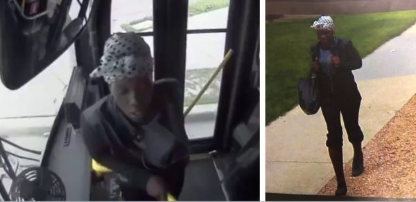 woman wanted for stabbing bus driver