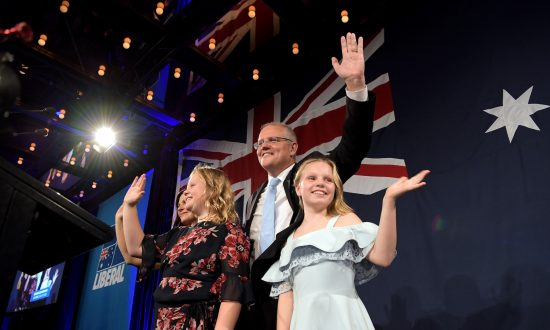 Morrison Gives Thanks, Says 'Miracle' Win Goes to Quiet Australians