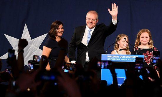 Prime Minister Scott Morrison Promises to Put Australians First