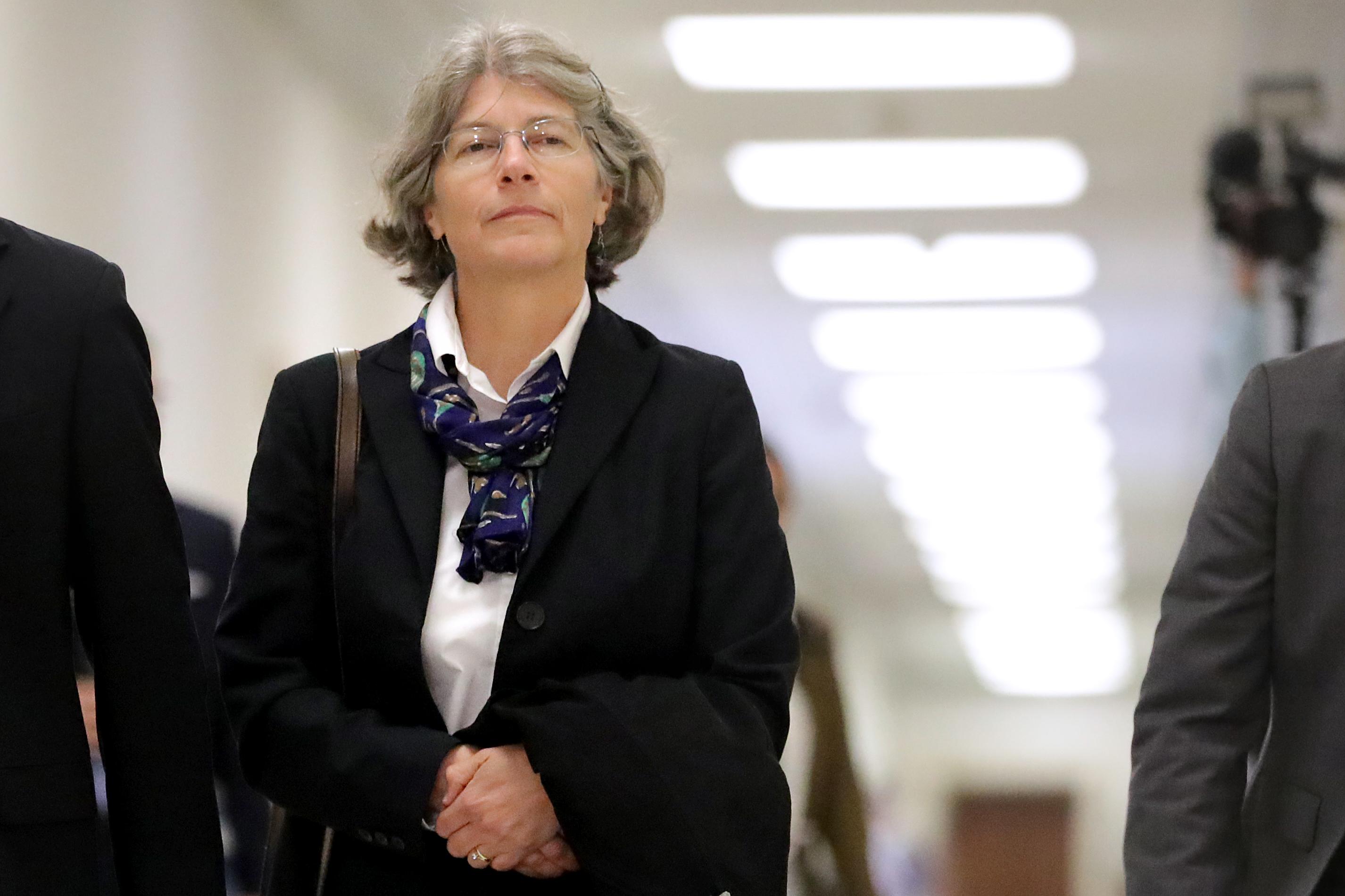 New Docs Show Bruce Ohr Linked Wife Nellie to DOJ Intelligence Adviser, Prosecutors