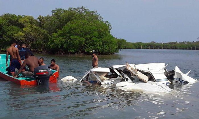 Plane Crashes Into Sea Near Honduras, 5 Tourists Killed