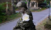 Two Arrested After Video Shows a Man Urinating on a Child's Memorial Who Died Fighting Brain Cancer