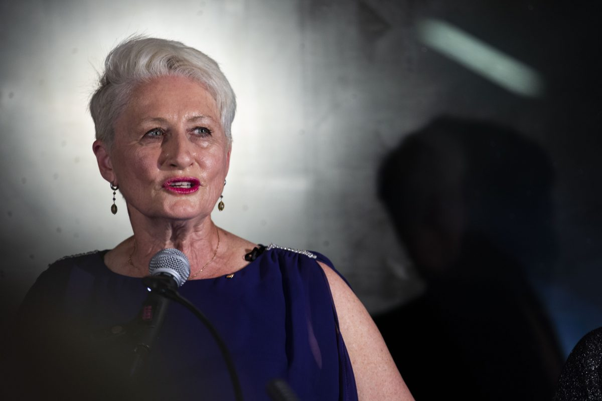 Independent MP Kerryn Phelps Loses Turnbull's Former Seat After 9 Months in Canberra