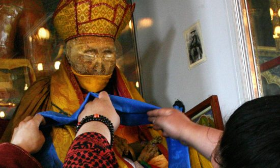 Does This Footage Prove That 164-Year-Old Mummified Lama Was Wandering Around the Museum?