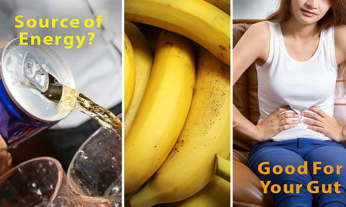 4 Science-Backed Benefits of Bananas–Way Better for Your Energy & Sugar Levels