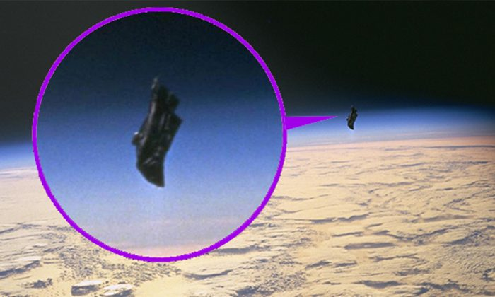 'Black Knight' the ALIEN SATELLITE Orbiting Earth Is Said to Be 13,000 Years Old