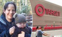 The Reason Why This Mom Posted the Photo of a Diaper-Changing Table in Target Restroom