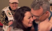 Video: Woman Meets Biological Father for First Time in 31 Years