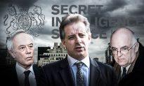 UK Intel Agencies Frame Spygate Involvement Ahead of Trump's Declassification