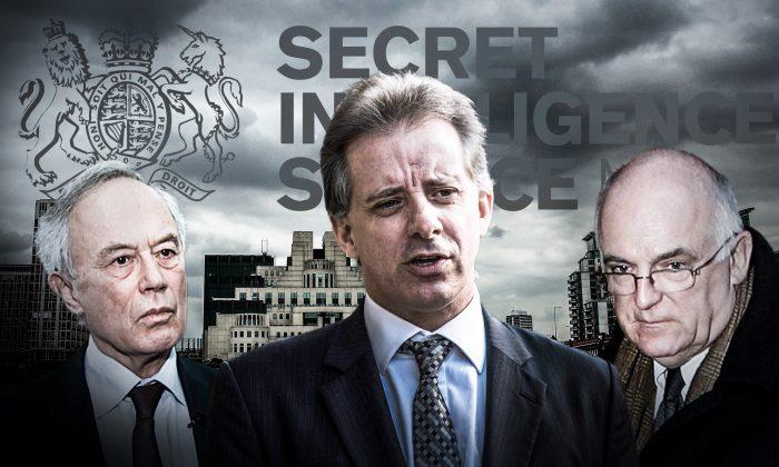 UK Intel Agencies Frame 'Spygate' Involvement Ahead of Trump's Declassification