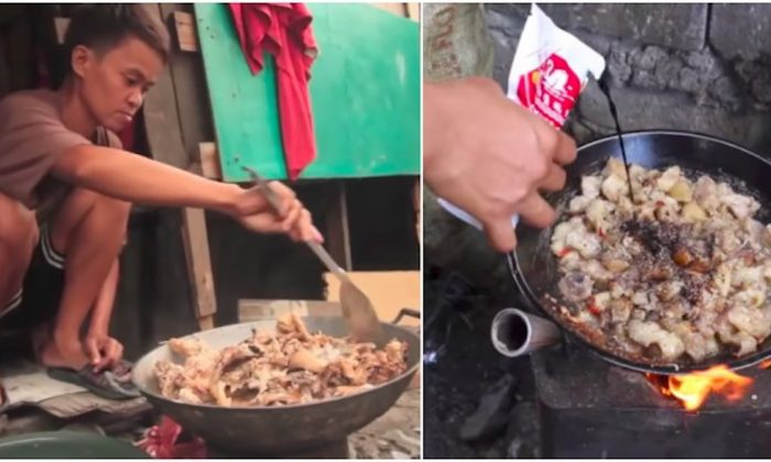 This New 'Staple Food' With Sickening Ingredients Is What Poor Filipinos Eat Daily