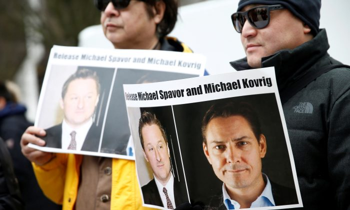Huawei CFO's House Arrest Contrasts With Canadians Detained in China