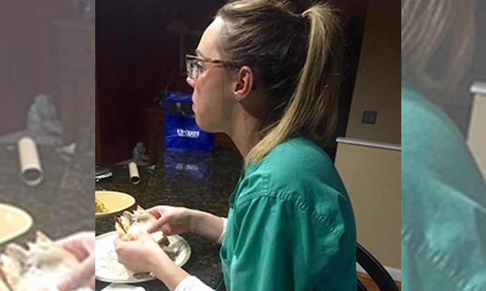 Husband's Post on Why His Wife Eats Dinner Alone After Work Has Gone Viral