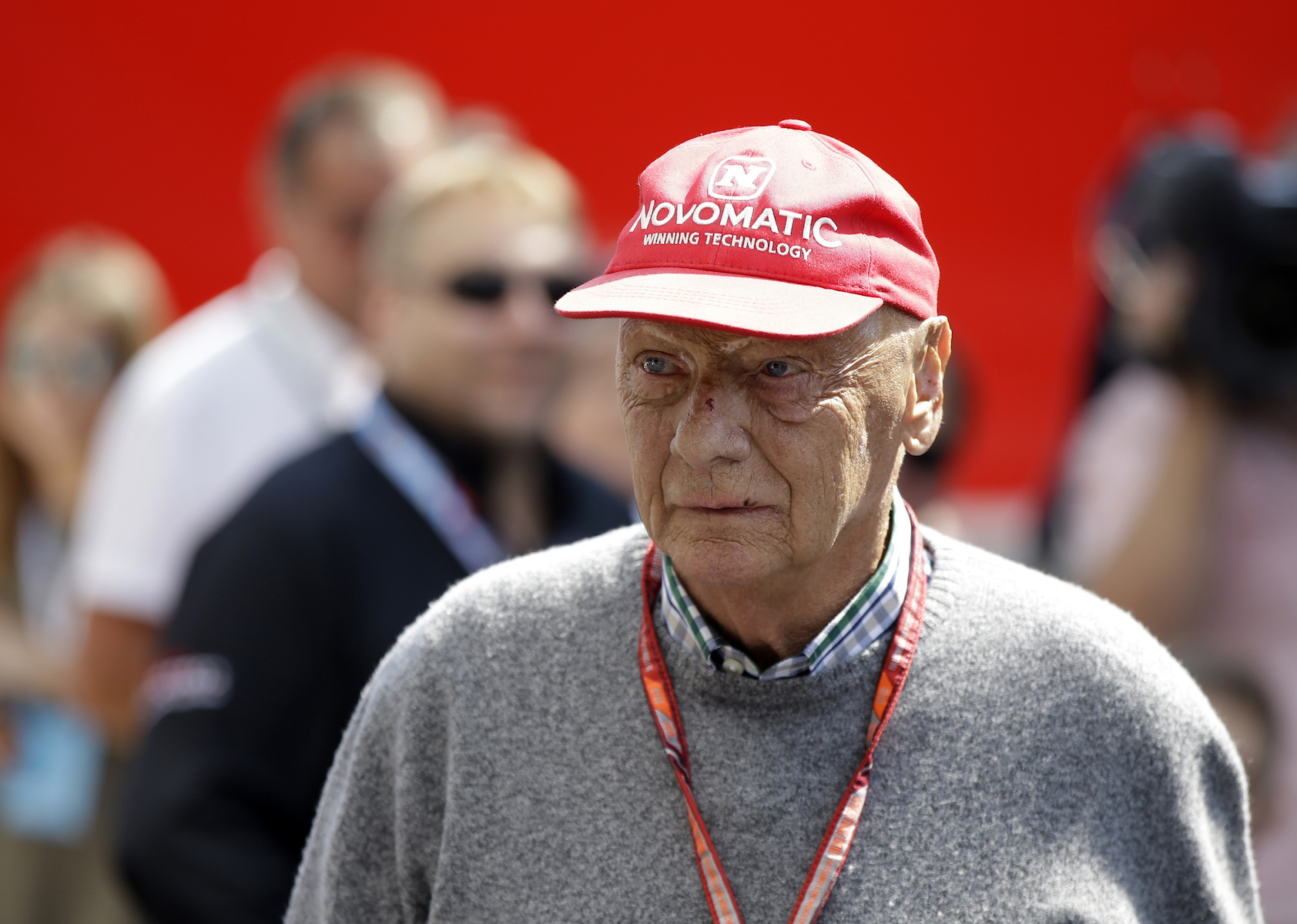 Tributes pour in for three-time F1 champion Niki Lauda