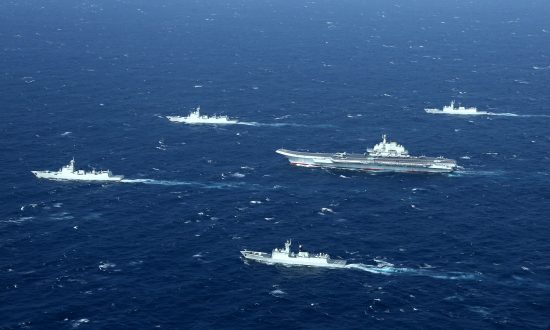 US Senate Bill Seeks to Punish Chinese Regime for 'Illegitimate' Actions in South China Sea