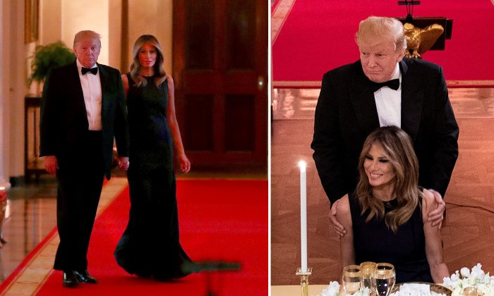 The First Lady Spills the Beans on the Side of President Trump That the Public Never Sees