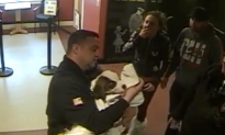 Massachusetts Officers Save Choking Puppy in Police Station