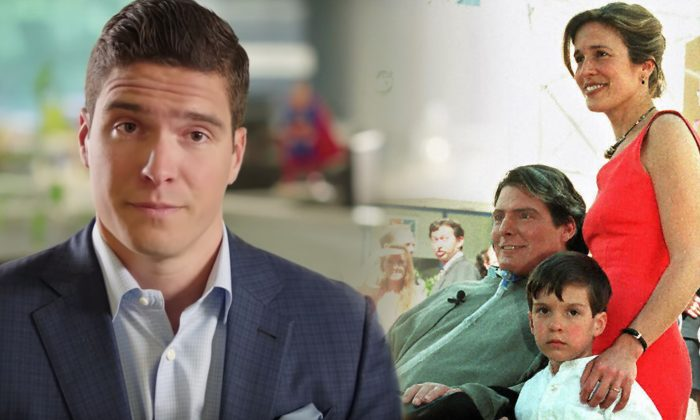 'Superman's Son' Will Reeve Shares What It Was Like to Lose Both Parents at 13