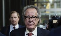 Geoffrey Rush Wanted To Settle For $50K And Apology in Defamation Case