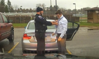 In Routine Traffic Stop, Officer Teaches Young Driver A Surprising Lesson