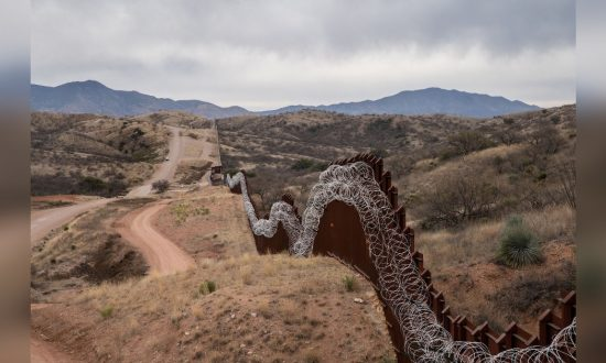 CPB Find Abandoned Body of 7-Year-Old Girl Who Died While Crossing Southern Border