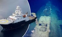 Ocean Researchers Find Wreckage of Vanished Australian Submarine 100 Years After Sinking