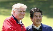 Trump Dismisses Concerns About North Korea Missile Launches