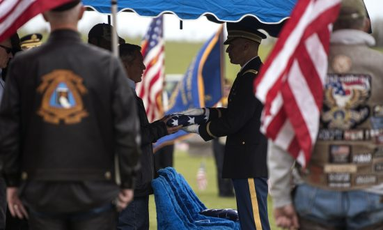 Memorial Service, Burial in Bozeman for World War II Soldier